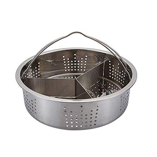 8bayfa stoomreiniger, roestvrij staal, praktische legplank voor gerechten, accessoires voor eieren, keuken