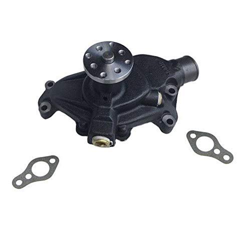 Engine Circulating Water Pump Bi-Directional Small Block 4.3L 5.0L 5.7L V6 V8 For Mercruiser OMC Volvo Pleasurecraft Replaces 12529508 8503991, 17437, 3853850