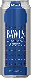 BAWLS Guarana 16oz 12pack