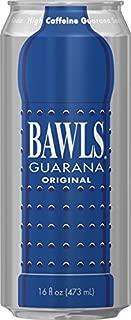 BAWLS Guarana 16oz 24pack