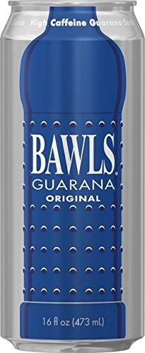 BAWLS Guarana 16oz 12pack