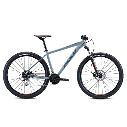 Fuji Nevada 29' 1.7 Hardtail Mountain Bike 2021 Satin Grey 21'
