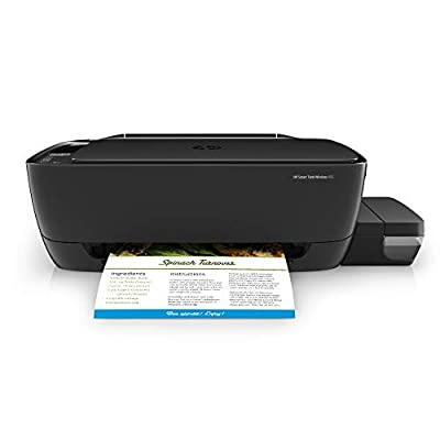 HP Smart Tank Wireless 455 All-in-One Printer, Up to 2 Years of Ink in the Box, White