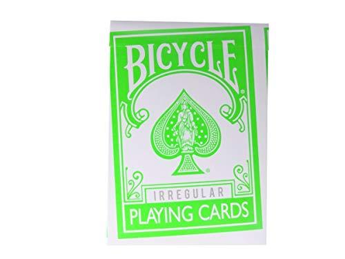 Cartes Bicycle Irregular