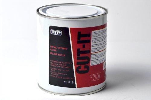 PTT CUT-IT 500 ml pasta de corte para Metal y taladrar lubricante de corte taladro pasta fácil de usar