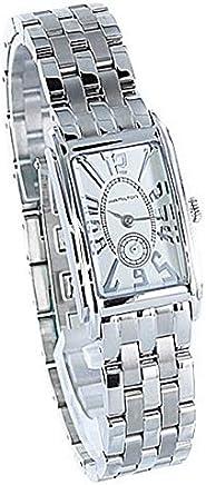 [ハミルトン]HAMILTON レディース アードモア シルバー文字盤 スモールセコンド シルバー ステンレス H11211053 腕時計 [並行輸入品]