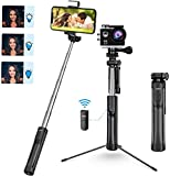 Best Selfie Sticks - Mpow Selfie Stick Tripod, 3 in 1 Multifunctional Review