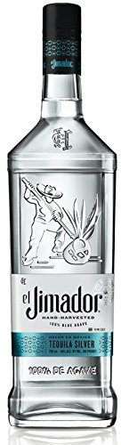 el Jimador Silver Tequila, 750 ml, 80 Proof