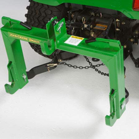 John Deere iMatch Quick Hitch Category 1 - LVB25976