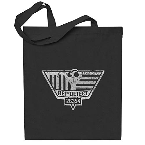 Cloud City 7 Blade Runner Inspired Rep Detect Logo Totebag