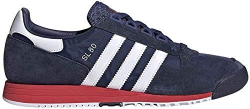 Zapatillas Adidas SL 80 Indtec Azul Hombre 42 2/3 Azul