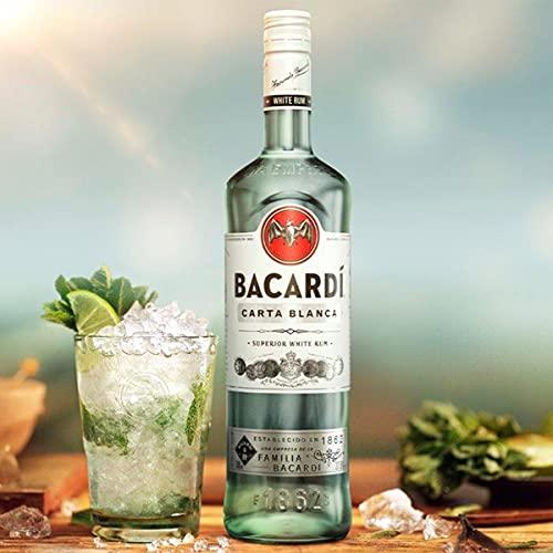 Rum online kaufen: Bacardi Carta Blanca - 4
