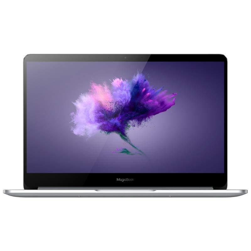 Huawei社(HUAWEI)栄光のMagicBook 14インチ細くて狭いボーダーのノートブック(AMD R5 8GB 256GB SSDセットFHD IPS win10)シルバー+ Chirslainクリーニングキット