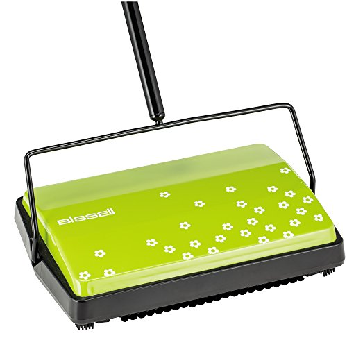 BISSELL Refresh Manual Sweeper - Blossom, 2198,Green
