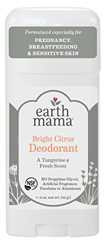 Earth Mama Deodorant for Sensitive Skin, Pregnancy...