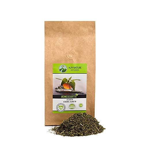 Infusion d'ortie (250g), Tisane d'ortie, Thé d'ortie, feuilles d'ortie, 100% naturel, coupé