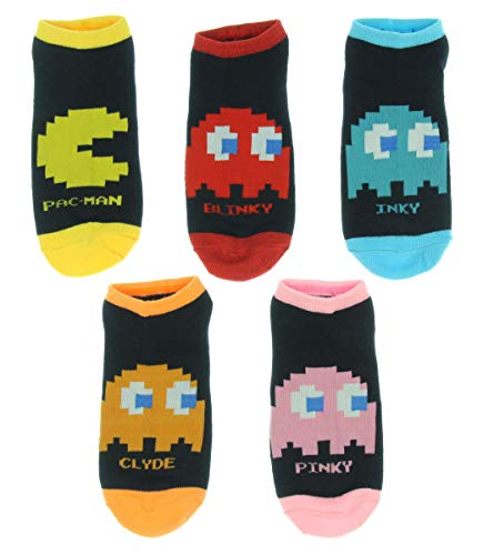Pac-Man Gaming Ankle Sock for Men and Women