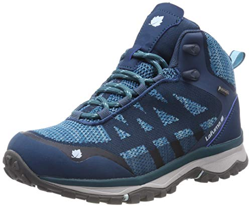 Lafuma Womens Shift Mid Clim W Walking Shoe, Legion Blue, 36 EU