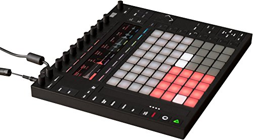 Ableton Push 2 Controller Instrument