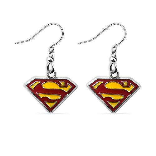 G-Ahora Llavero de puzzle con diseño de Superman para novia o novio