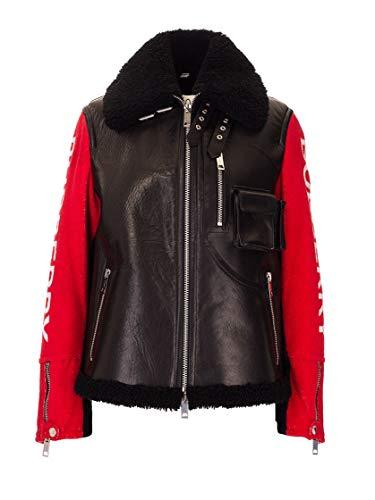 BURBERRY Luxury Fashion Damen 4560678 Schwarz Baumwolle Jacke | Herbst Winter 19
