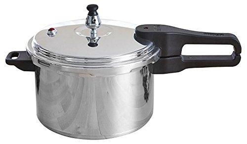 IMUSA, A417–80401, aluminio Estufa Olla de presión 4.2qt, Pl