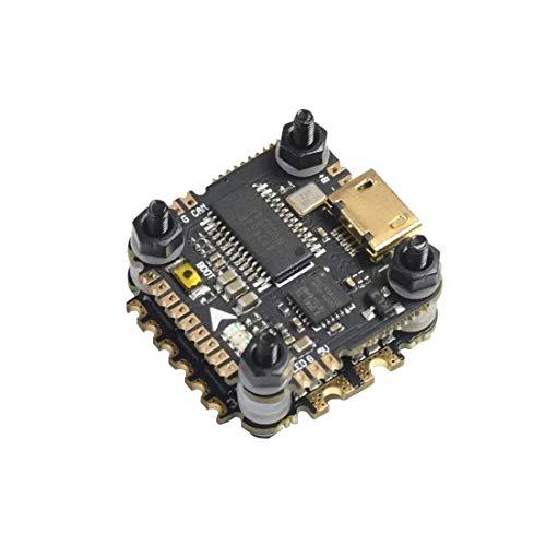 DIATONE Mamba 134 F411 Controlador de Vuelo MPU6000 Dshot600 y 2-4S 134NANO 13A / 4S Dshot 600 4IN1 ESC + F4 Stack BEC 5V / 1.5A para FPV Racing Drone (4IN1 ESC+F4 FC)