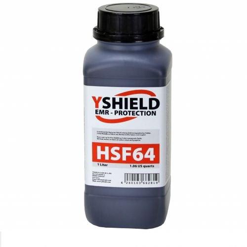 YSHIELD® Abschirmfarbe HSF64   HF+NF   1 Liter