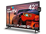 "NPG 430L42F 2021 – 42"" Full HD Smart TV Android 9.0, Procesador Quad Core, WiFi, DVB-T2/C, PVR, Screen Mirroning, Smart TV Multilenguaje"