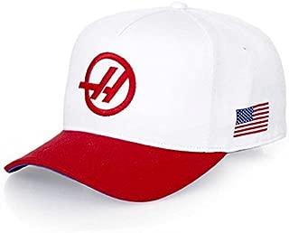 Haas F1 USGP Team Hat