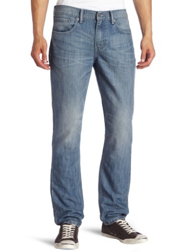 Levi's Herren-Jeans, 511, schmale Passform - Blau - 28W / 32L
