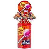 Chupa Chups Original, Caramelo con Palo de Sabores Variados, Tubo Icon Pack de 100 unidades de 12 gr. (Total 1.200 gr.)