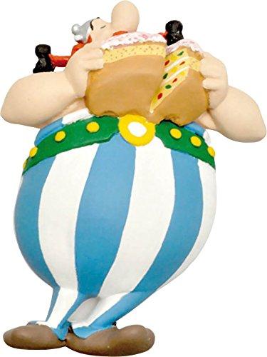 Plastoy -Asterix- Obelix Cake Magnet 1