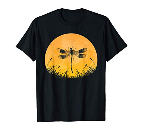 Dragonfly Easy Halloween Outfit Swarm Moon Costume Gift T-Shirt