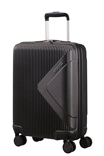 American Tourister Modern Dream - Spinner S Equipaje de mano, 55 cm, 35 L, Negro (Universe Black)