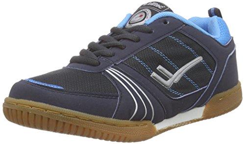 Killtec Unisex-Erwachsene Soccero Hallenschuhe, Blau (dunkelnavy / 00814), 37 EU