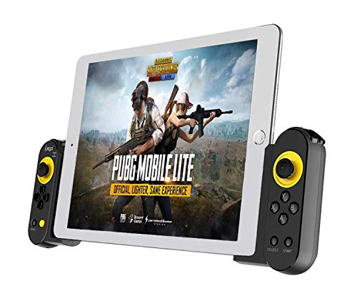 ipega-PG-9167 Wireless 4.0 Smart Mobile Gamepad Controller for Samsung Galaxy S20/S20+ /S10 S10+/Huawei P40 Pro M40 M40 Pro Mate Android Mobile Smartphone Tablet (Android 6.0 Higher System)
