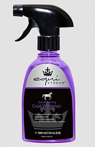 equiXTREME 4260511070381 Stain Removing Coat Whitener (300 ml)