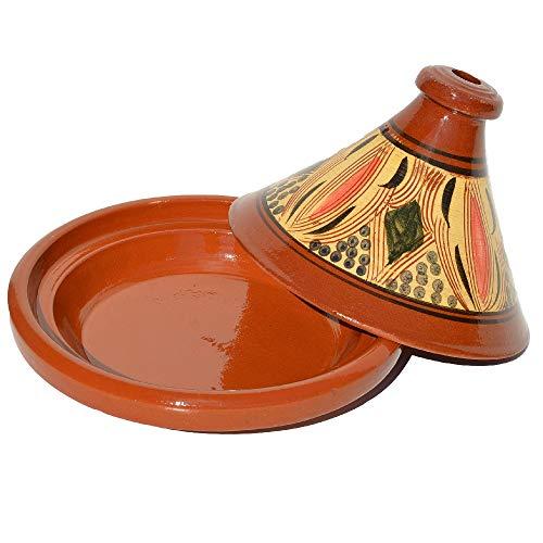 Handmade handbemalt handgetoepfert orientalisches Lavabo LOrient Lavabo marroqu/í Modern Art 40 cm