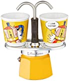 Best Stovetop Espresso Makers - Bialetti Mini Express Lichtenstein, Coffee Maker 2-Cup + Review