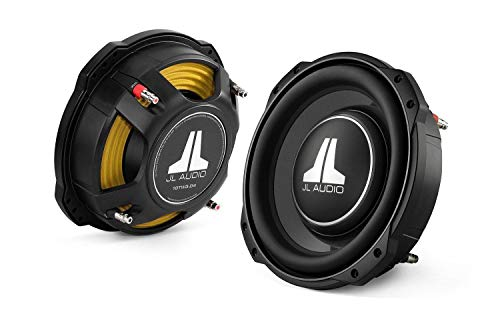 "commercial JL Audio 10TW3-D4 10 ""400W Dual 4 Ohm Slim Component Car Subwoofer jl audio w3"