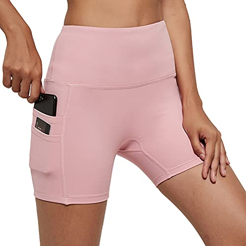 Hhwei Leggings Push Up Mujer Mallas Pantalones Deportivos Alta Cintura Control de Barriga Yoga Fitness