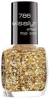Misslyn Effect Top Coat No. 786 Bazaar De Luxe, Gold,