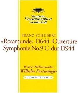 シューベルト:交響曲第9番「ザ・グレイト」、「ロザムンデ」序曲