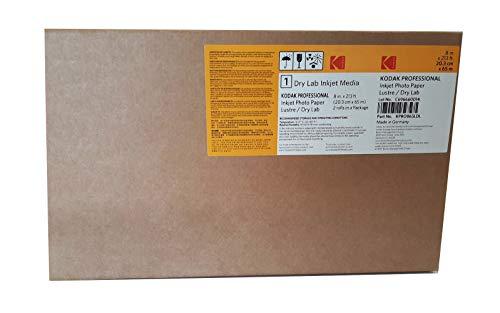 Kodak KPRO865LDL Fotopapier für Tintenstrahldrucker, 255 g, 2er-Pack
