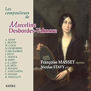 Marceline Desbordes-Valmore's Composers