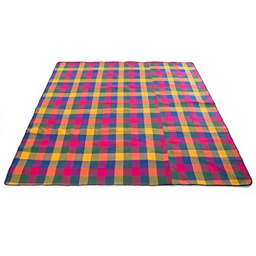 Buy Bargain Picnic mat Camping mat Thick Padded Beach Picnic Cloth to Increase Widening Size Camping...