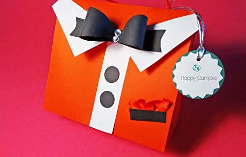 Caja Navidad Elegante