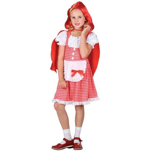 Costume de petit chaperon rouge pour enfant