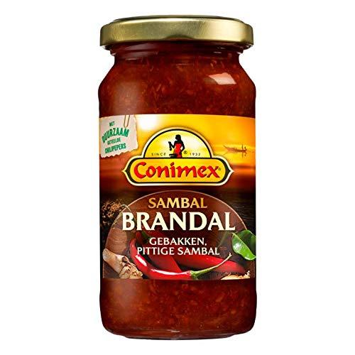 Sambal Brandalsoße | Conimex | Sambal Brandal | Gesamtgewicht 200 Gramm